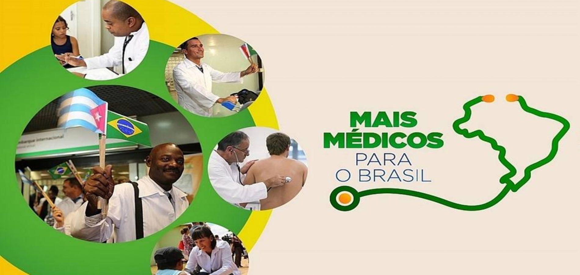 Programa Mais Médicos oferta vagas para cem municípios piauienses