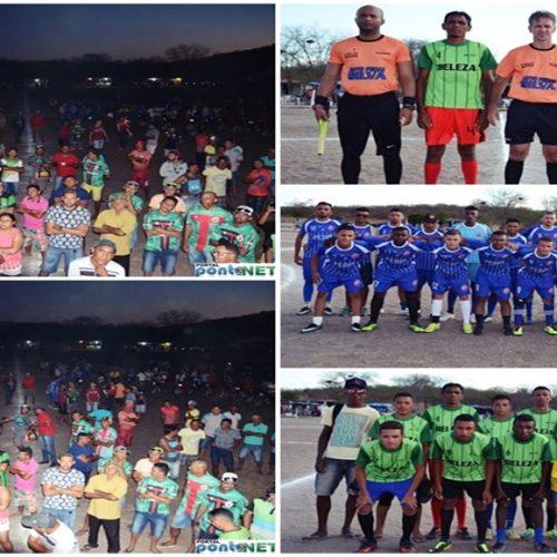 Definidos os jogos eliminatórios do 18º Campeonato de futebol em Massapê do Piauí