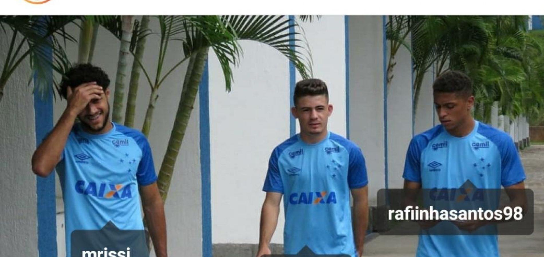Jovem de Simões é escalado para treinar com time profissional do Cruzeiro