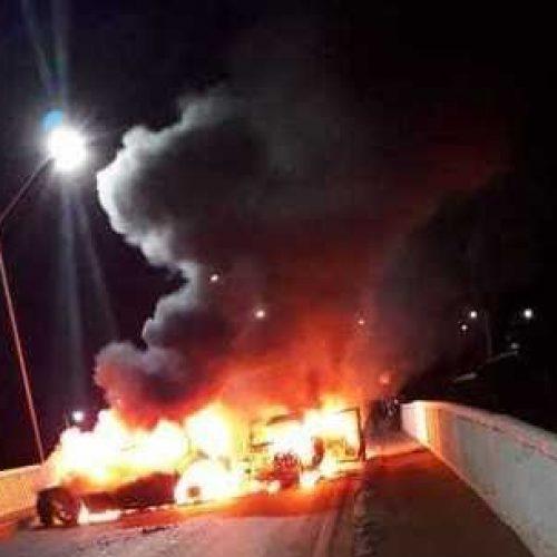 Quadrilha invade Bacabal (MA) e provoca terror entre moradores