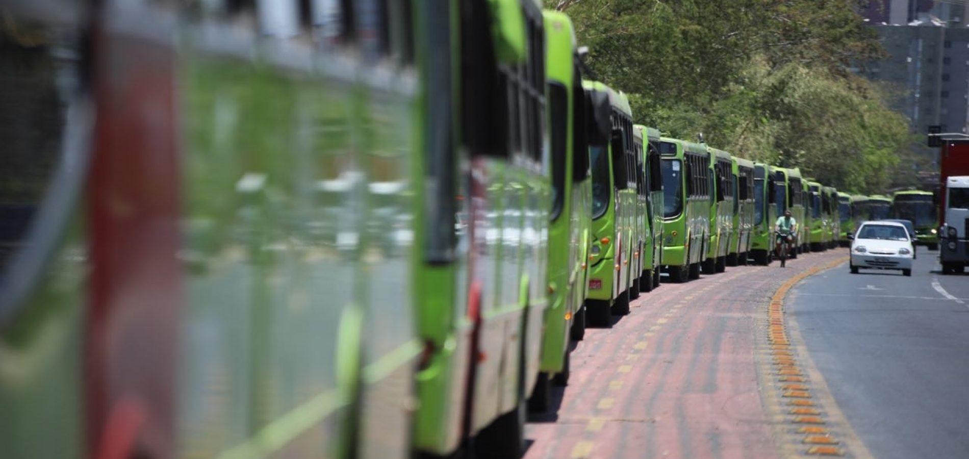 Ônibus vão voltar a circular com 70% da frota no horário de pico em Teresina