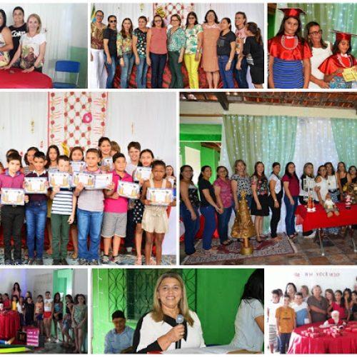 Educação de Fronteiras realiza eventos de certificação  para alunos que concluíram o Ensino Fundamental  I