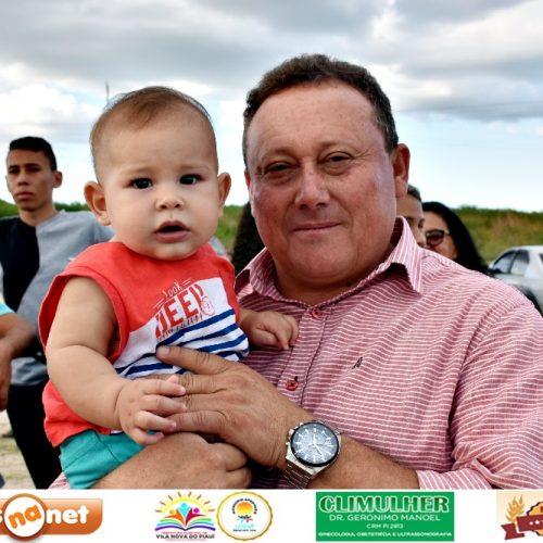 Prefeito de Vila Nova do Piauí divulga mensagem de Natal e Ano Novo. Veja!