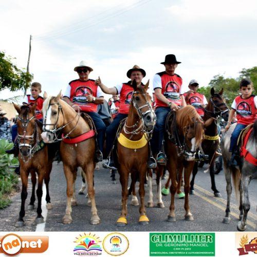 VILA NOVA 23 ANOS | Fotos da II Cavalgada e Missa do Vaqueiro