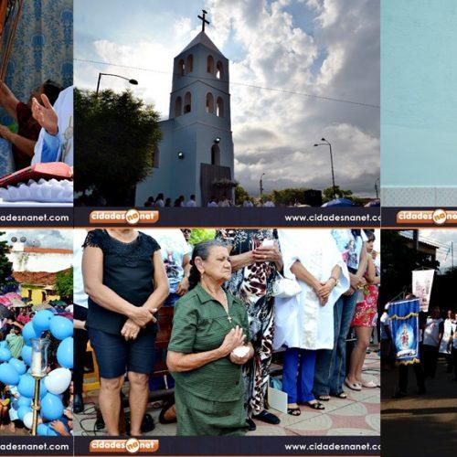 BOCAINA | Missa e procissão marcam encerramento do 264º Festejo de Nossa Senhora da Conceição; veja fotos