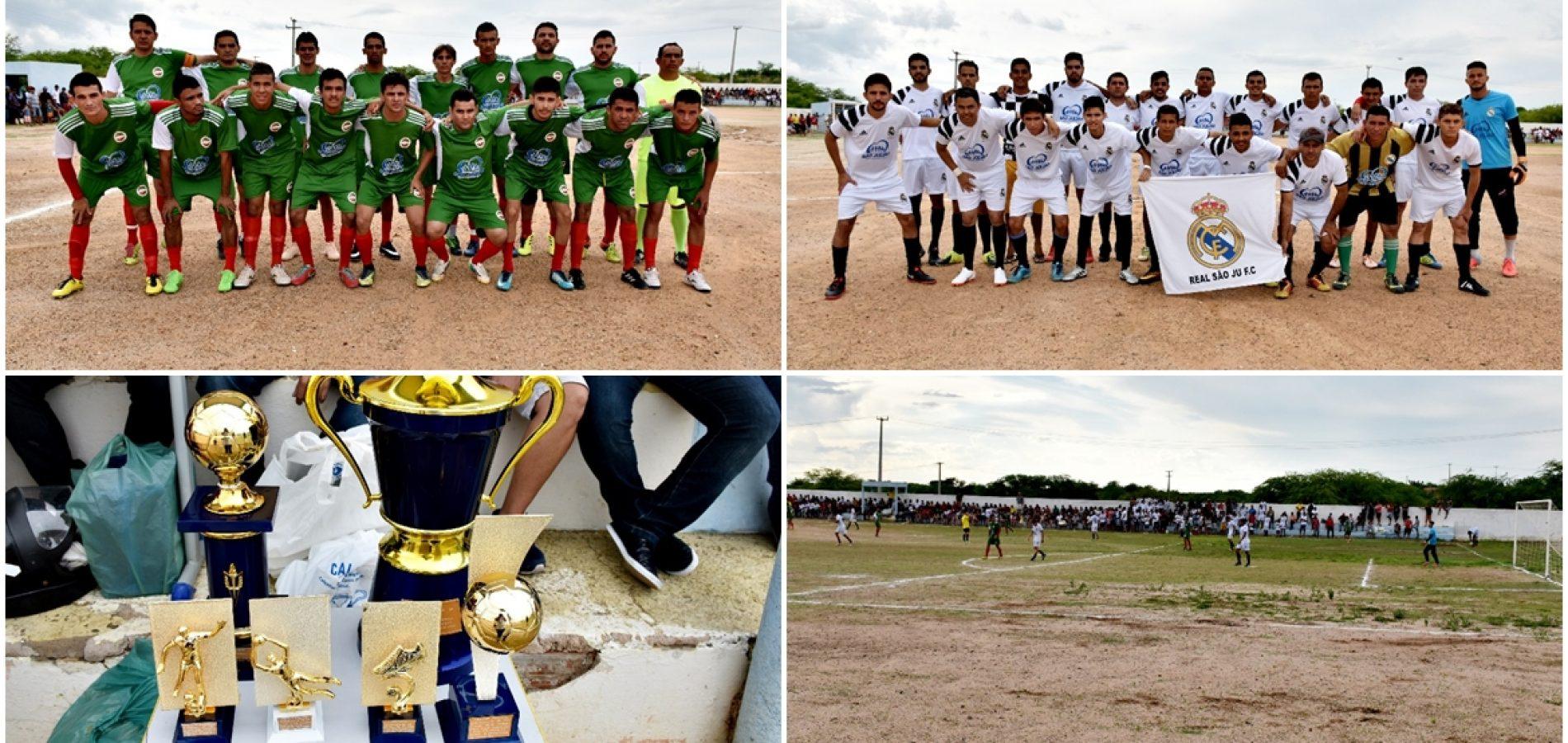 Juventude vence e conquista 12º título no Campeonato Sãojuliãoense de Futebol 2018