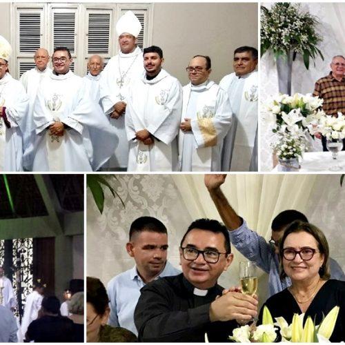 Fronteirense, padre Francisco Sales completa 25 anos de ordenação sacerdotal com missa em Fortaleza