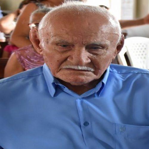 SÃO JULIÃO | Morre aos 101 anos o vaqueiro Antônio Demóstenes