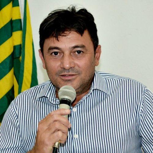Vereador Constâncio Ramos é eleito presidente da Câmara de Alegrete do Piauí para o biênio 2019/2020