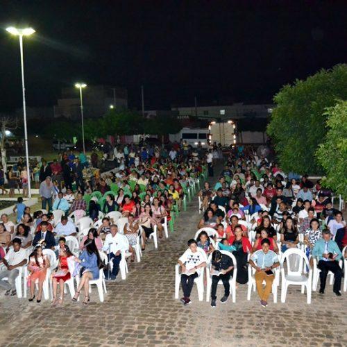 FOTOS | Dia do Evangélico em Campo Grande do Piauí