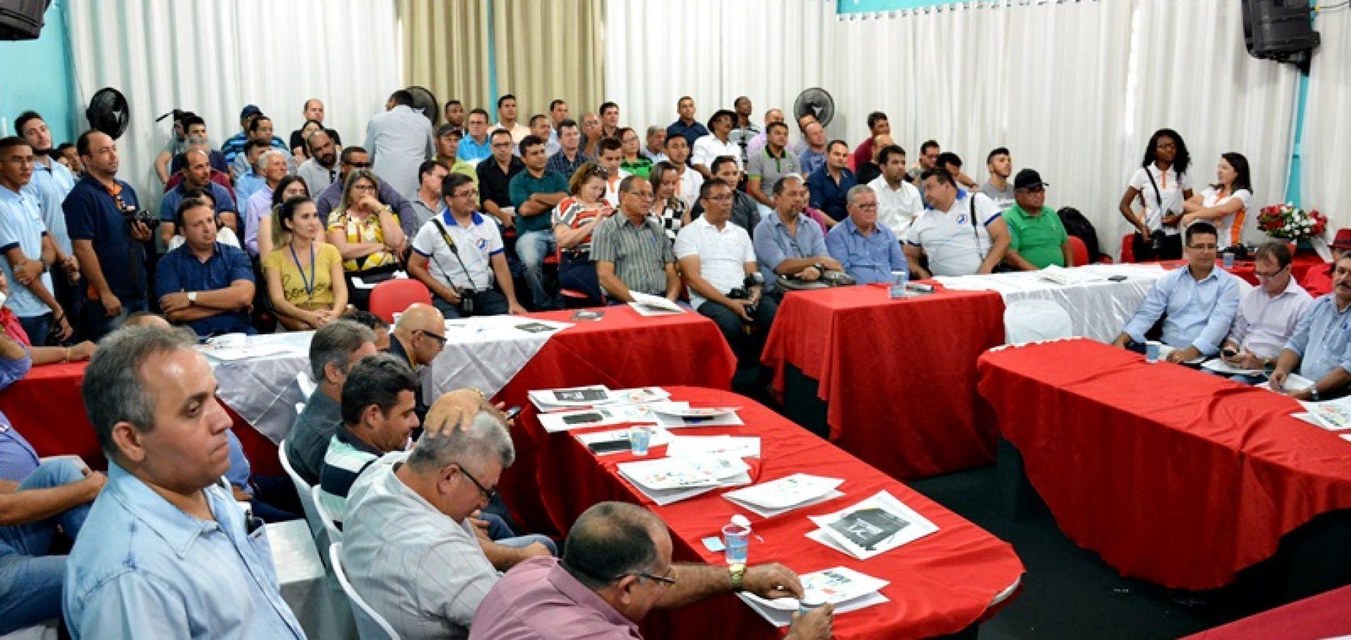 Padre Marcos sedia o 6º Encontro Municipalista da região do Vale do Itaim