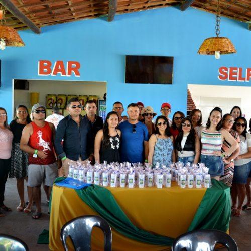 FOTOS | Saúde de Belém realiza confraternização no Tibungo Park