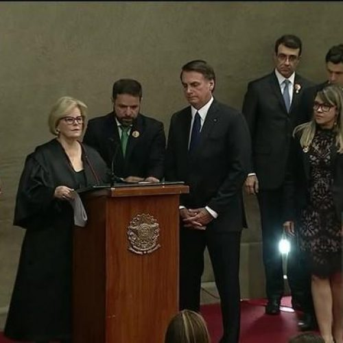 Jair Bolsonaro é diplomado Presidente da República pelo TSE