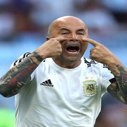 Santos avança para contratar Jorge Sampaoli