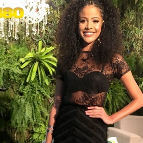 Eterna Miss Brasil, Monalysa Alcântara investe na carreira de atriz