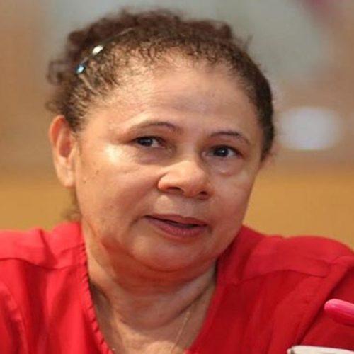 """""""Ele vai descer do palanque"""", diz Regina Sousa sobre Bolsonaro"""