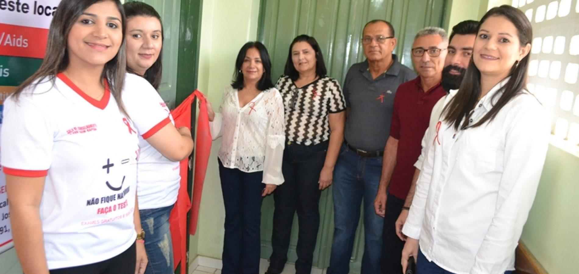 SIMÕES | Serviços de saúde são implementados com a primeira Sala de Testagem Rápida