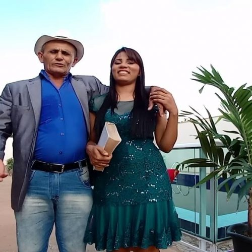 Em novo vídeo, marido de Stefhany Absoluta fala do 'golpe' que teria sofrido da cantora