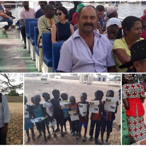 Agricultor de Massapê do Piauí participa de intercâmbio na África; veja imagens
