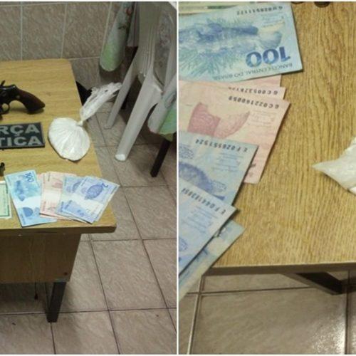 Três homens são presos por tráfico de drogas no Piauí