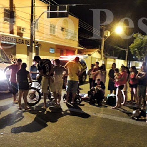 Duas mulheres ficam gravemente feridas em acidente no Piauí