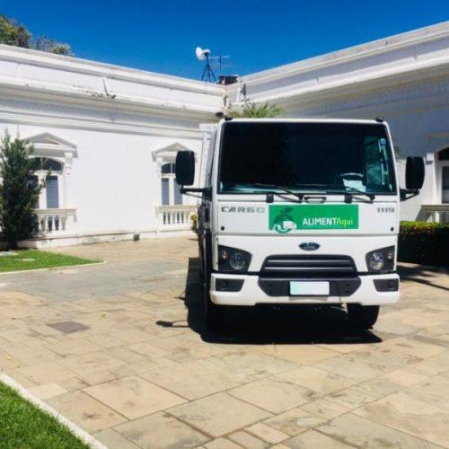 SDR entrega caminhões a 20 municípios nesta quinta-feira