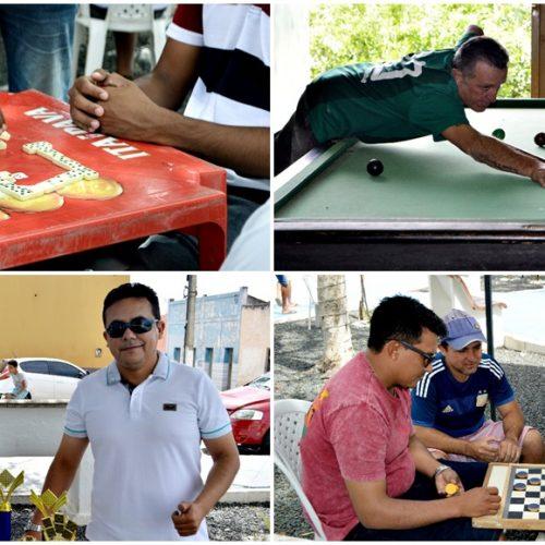 SÃO JULIÃO 58 ANOS | Festival esportivo abre 1° dia da programação de aniversário; veja fotos