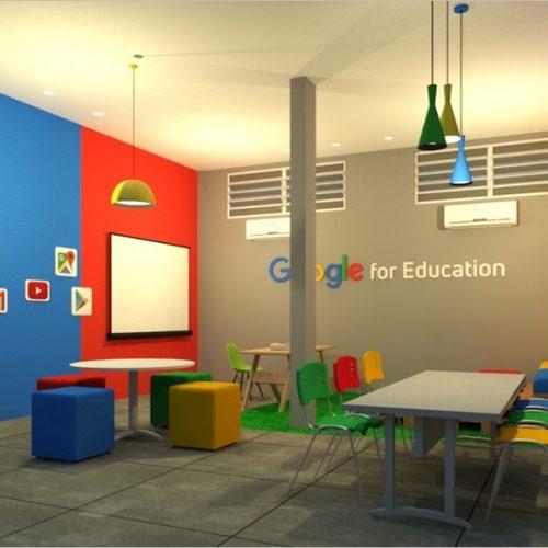 Colégio Machado de Assis inova e firma parceria com o Google for Education