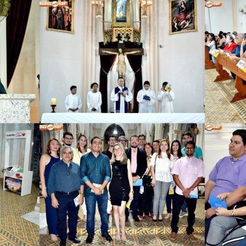 Missa em ação de graças marca 4º dia do aniversário de 128 anos de Picos; veja fotos