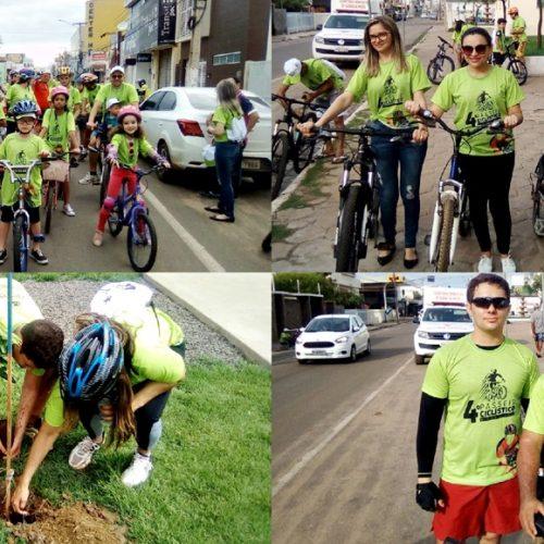 Prefeitura de Picos promove 4º Passeio Ciclístico no terceiro dia do aniversário de 128 anos