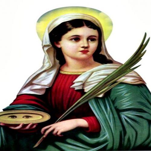 ALEGRETE   Comunidade Católica de Olho D`aguinha vai realizar festejo de Santa Luzia e pede ajuda para construção da igreja
