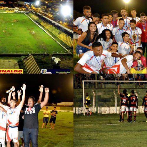 PICOS 128 ANOS | Semel Sub-20 vence Flamengo e conquista Campeonato Picoense de Futebol