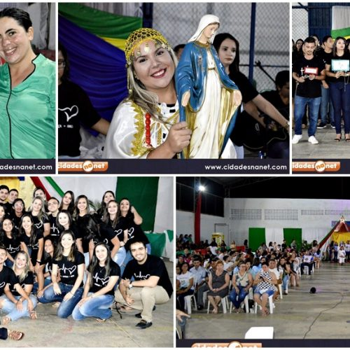 Jovens Missionários promovem 1° Show Católico em Santana do Piauí; veja fotos