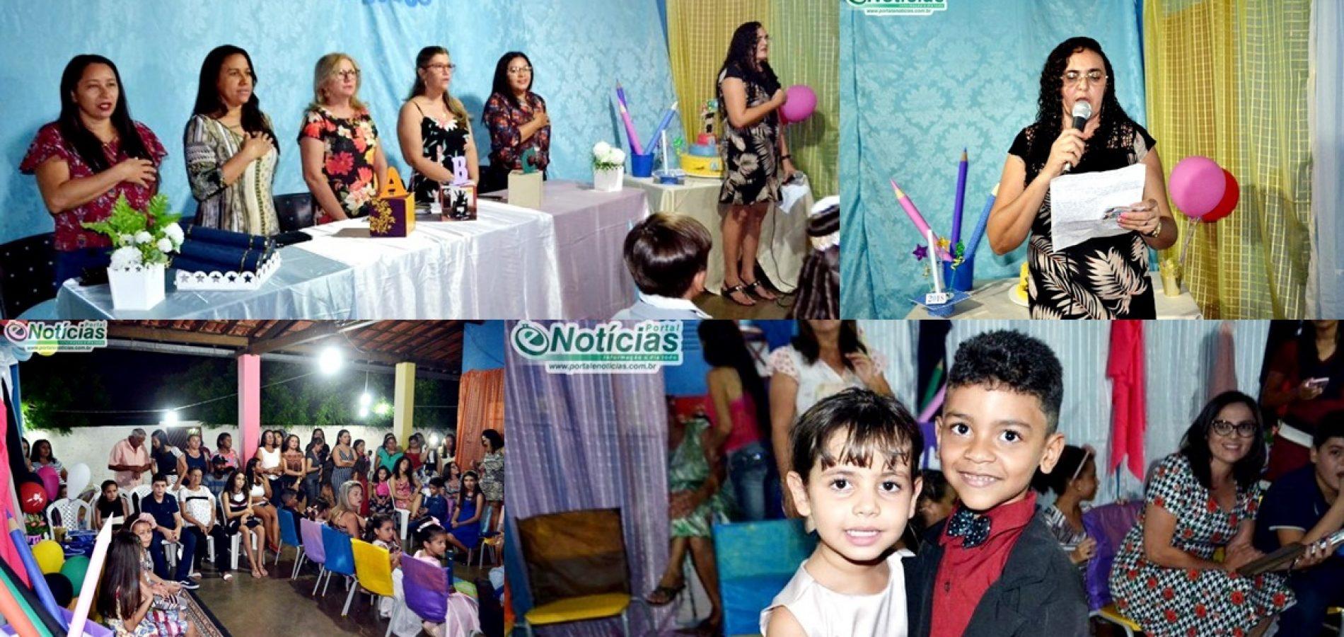 SÃO JULIÃO   Escola Roldão de Alencar Bezerra realiza Formatura dos Doutores do ABC; veja fotos