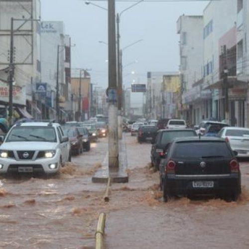 Chuvas em Picos devem continuar por mais cinco dias