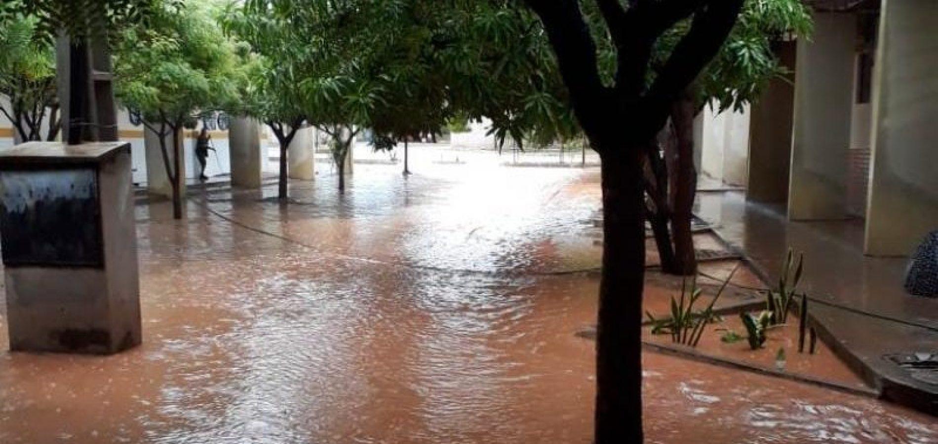 Campanha pede doações para famílias desabrigadas pela chuva em Picos