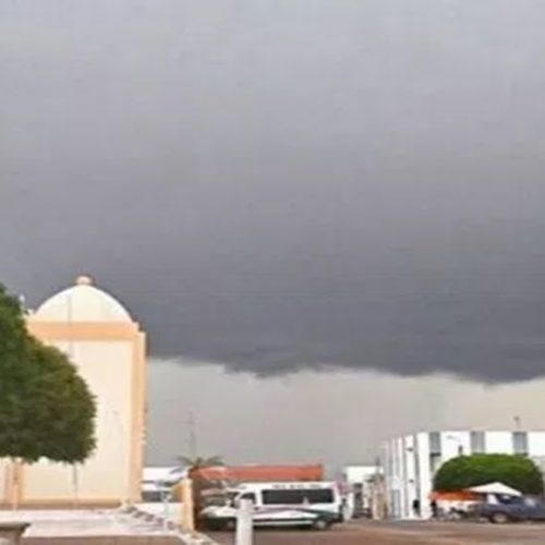 Chuva de 4 horas registra 90 milímetros no município de Pio IX