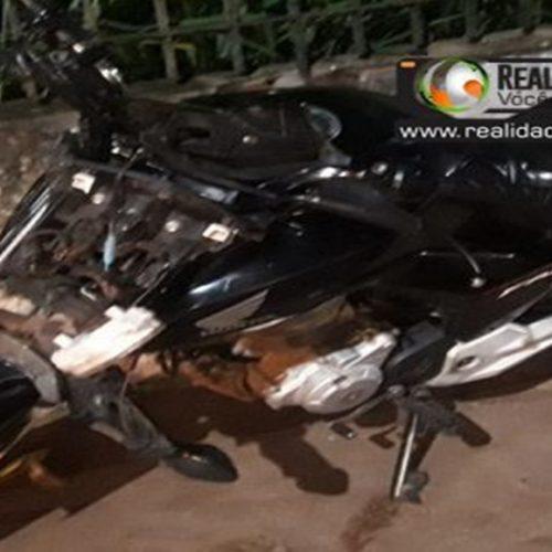 Colisão entre duas motos deixa pessoas feridas em cidade no Piauí