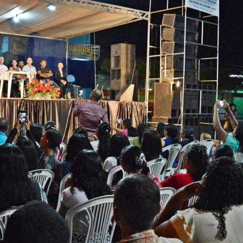 Culto e show gospel abrem as comemorações aos 23 anos de Massapê do Piauí