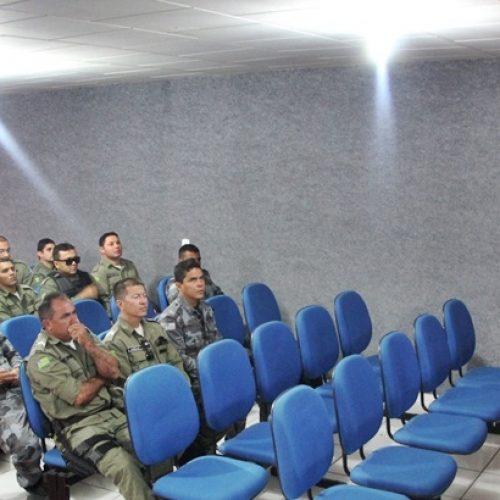 JAICÓS | Policiais Militares são capacitados para lavrar Termo Circunstanciado de Ocorrência