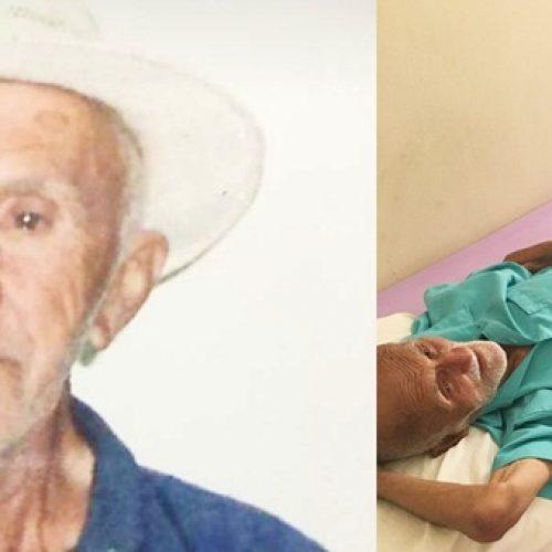 PADRE MARCOS | Falece aos 88 anos, Antônio Pedro da Silva