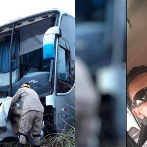 Acidente envolvendo dois veículos deixa cinco mortos na BR-020