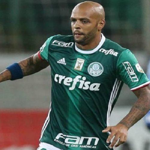 Flamengo quer Felipe Melo, mas Palmeiras diz que negócio é inviável