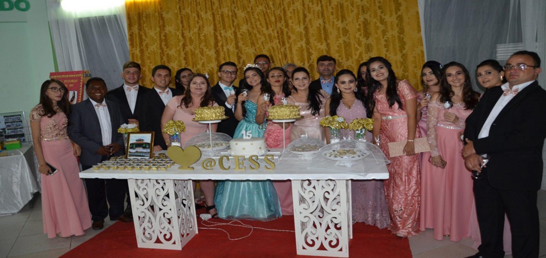 FOTOS | Festa de 15 anos do Centro Educacional Sebastião de Sousa em Belém do Piauí
