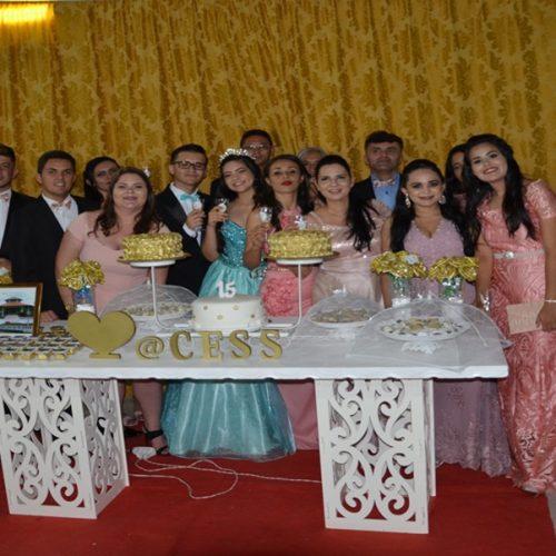 FOTOS   Festa de 15 anos do Centro Educacional Sebastião de Sousa em Belém do Piauí