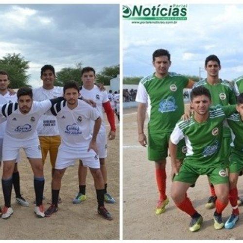 Definidos os finalistas do Campeonato Municipal de Futebol Amador de São Julião 2018