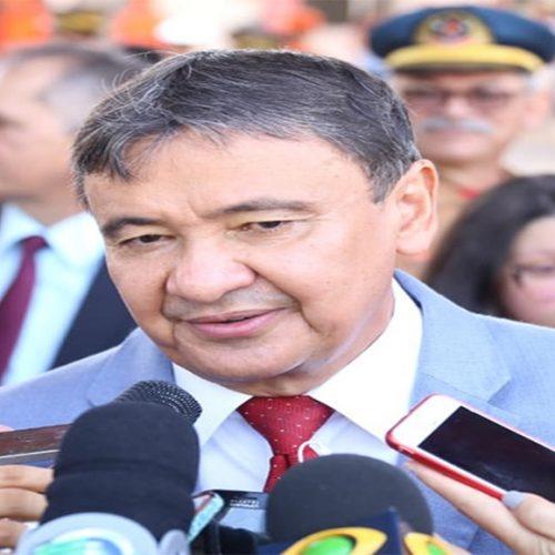 Wellington Dias reassume o governo do estado nesta quarta-feira