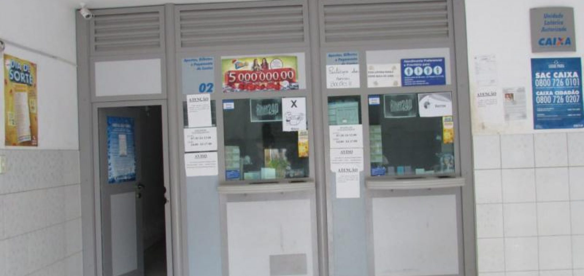 Bandidos rendem funcionária e roubam dinheiro de lotérica no Piauí