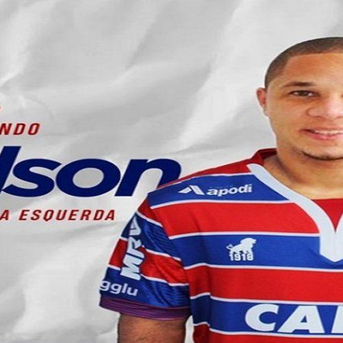 Fortaleza anuncia meia Madson, ex-Vasco e Santos