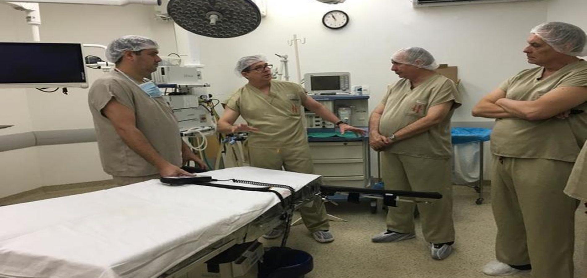 SESI libera 390 mil para aquisição de 3 mesas cirúrgicas para o Piauí
